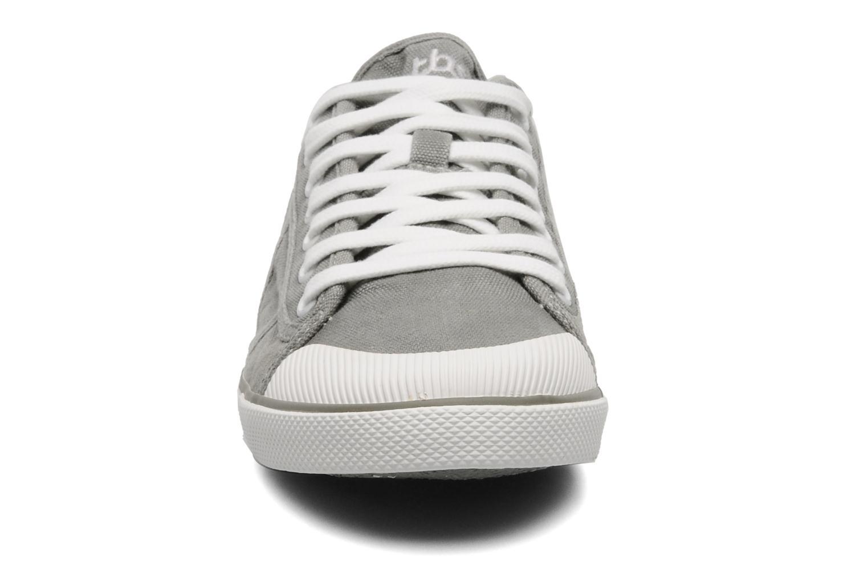 Baskets TBS Violay Gris vue portées chaussures