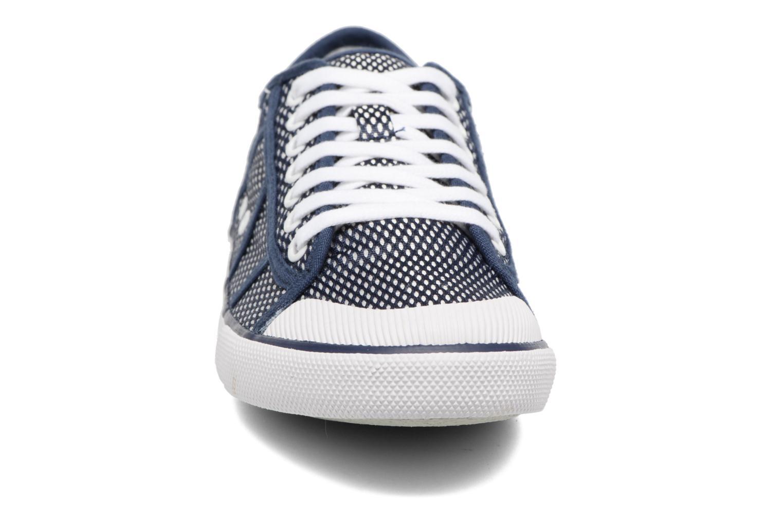 Baskets TBS Violay Bleu vue portées chaussures