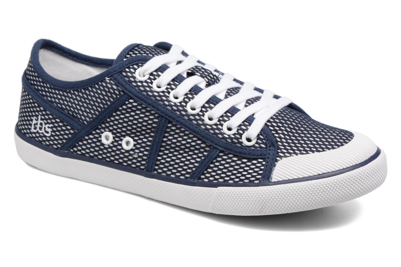TBS Violay (Bleu) - Baskets en Más cómodo Nouvelles chaussures pour hommes et femmes, remise limitée dans le temps