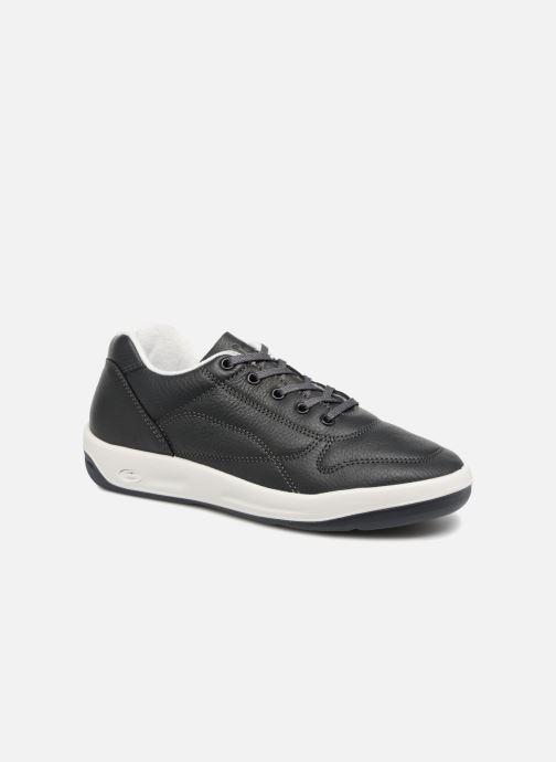 Sneakers TBS Made in France Albana Azzurro vedi dettaglio/paio