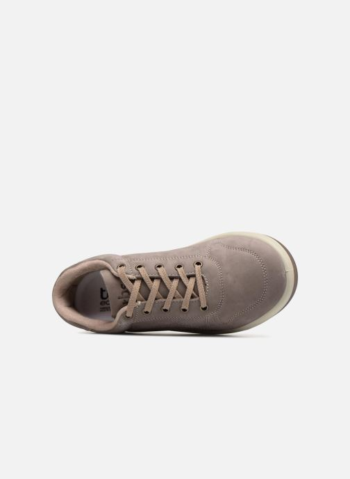 Sneakers TBS Made in France Albana Grigio immagine sinistra