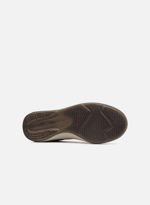 Sneakers TBS Made in France Albana Grigio immagine dall'alto