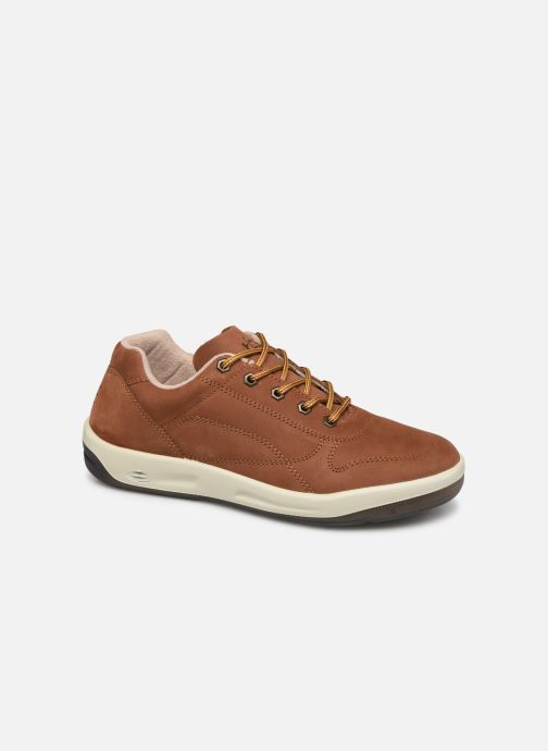 Sneaker TBS Made in France Albana braun detaillierte ansicht/modell