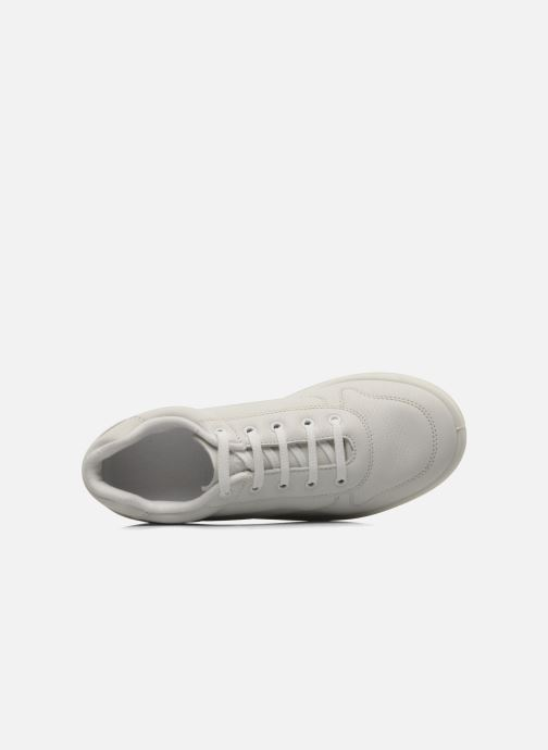 Sneakers TBS Made in France Albana Bianco immagine sinistra