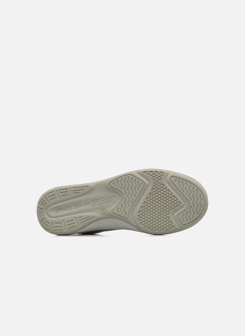Sneaker TBS Easy Walk Albana weiß ansicht von oben