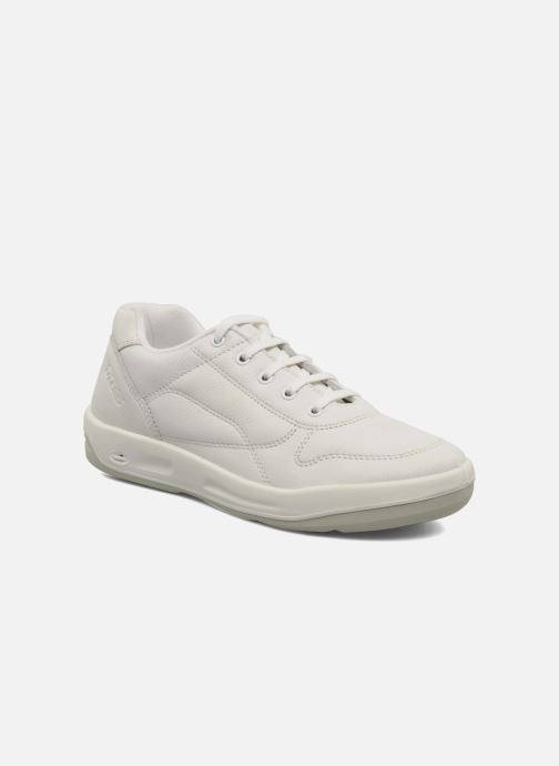 Sneakers TBS Made in France Albana Bianco vedi dettaglio/paio