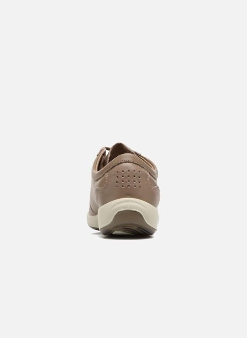 Sneakers TBS Easy Walk Astral Beige immagine destra