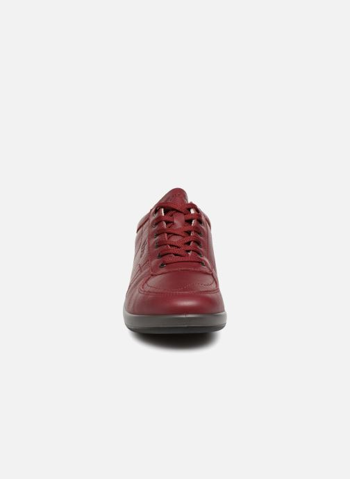 Baskets TBS Easy Walk Astral Rouge vue portées chaussures