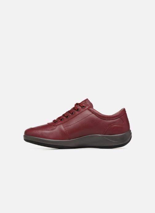Sneakers TBS Easy Walk Astral Rood voorkant
