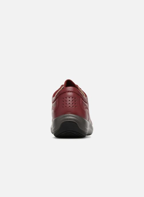 Sneakers TBS Easy Walk Astral Rosso immagine destra