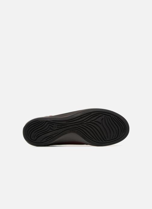 Sneakers TBS Easy Walk Astral Rosso immagine dall'alto