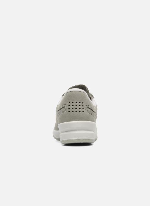 Sneaker TBS Made in France Brandy grau ansicht von rechts