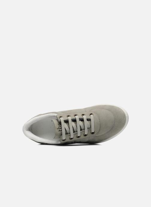 Sneaker TBS Made in France Brandy grau ansicht von links