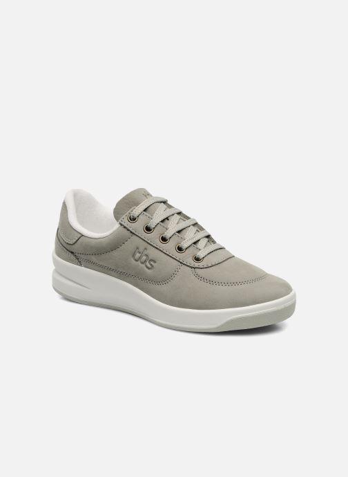 Sneakers TBS Made in France Brandy Grijs detail