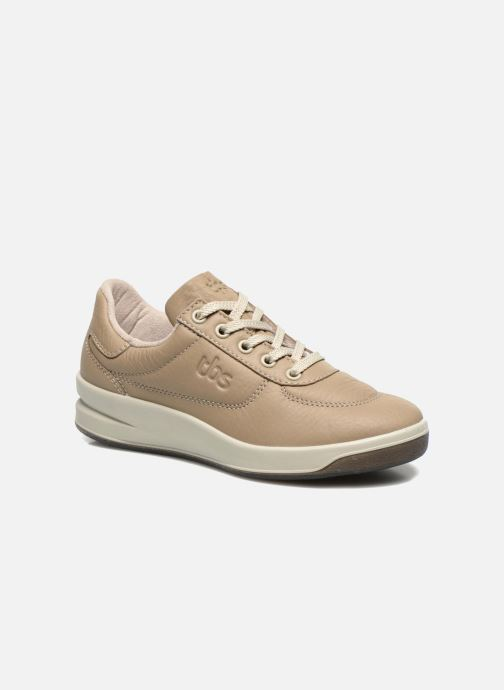 Trainers TBS Easy Walk Brandy Beige detailed view/ Pair view