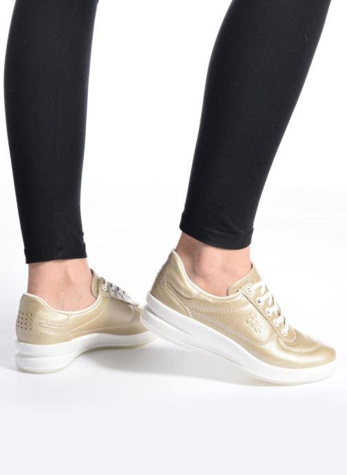 Sneakers TBS Made in France Brandy Grigio immagine dal basso