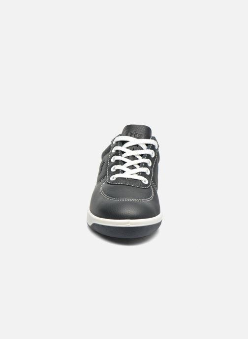 Baskets TBS Easy Walk Brandy Bleu vue portées chaussures