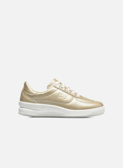 Sneakers TBS Made in France Brandy Oro e bronzo immagine posteriore