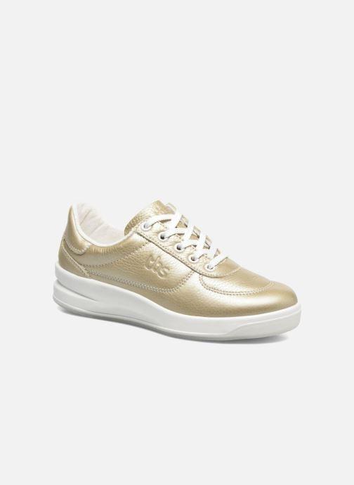 Sneakers TBS Made in France Brandy Oro e bronzo vedi dettaglio/paio