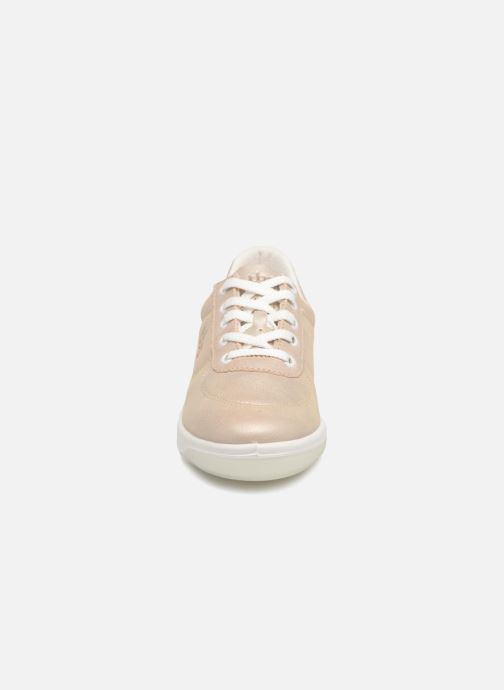 Baskets TBS Made in France Brandy Rose vue portées chaussures