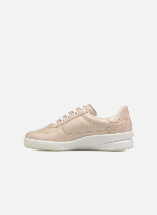 Sneaker TBS Made in France Brandy rosa ansicht von vorne