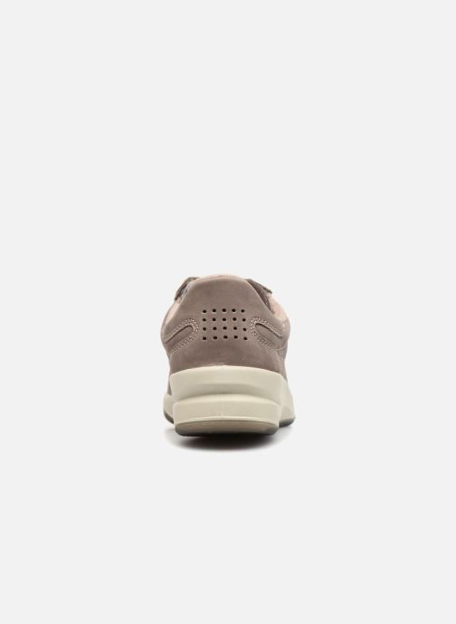 Sneakers TBS Made in France Brandy Grigio immagine destra
