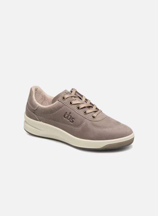 Sneakers TBS Made in France Brandy Grigio vedi dettaglio/paio
