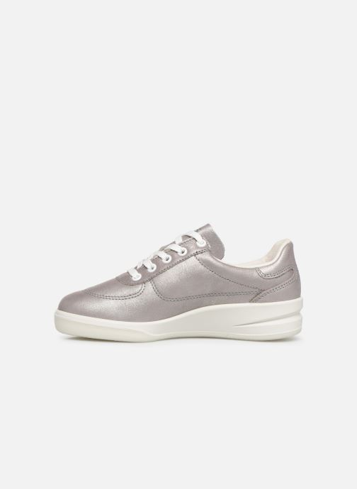 Baskets TBS Easy Walk Brandy Gris vue face