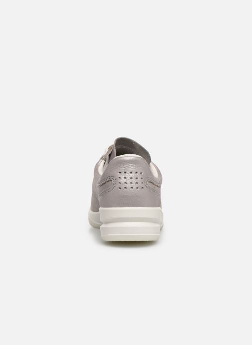 Baskets TBS Easy Walk Brandy Gris vue droite