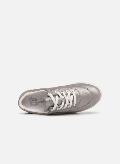 Baskets TBS Easy Walk Brandy Gris vue gauche