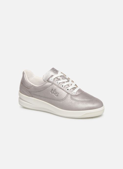 Baskets TBS Made in France Brandy Gris vue détail/paire