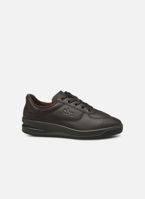 Sneakers TBS Made in France Brandy Marrone immagine posteriore