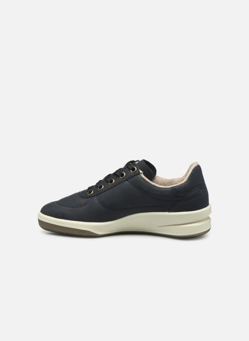 Sneakers TBS Made in France Brandy Azzurro immagine frontale