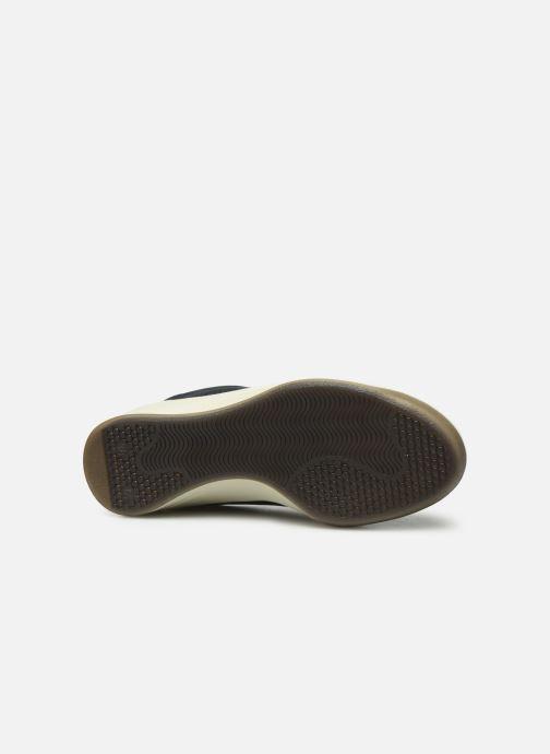 Sneakers TBS Made in France Brandy Azzurro immagine dall'alto