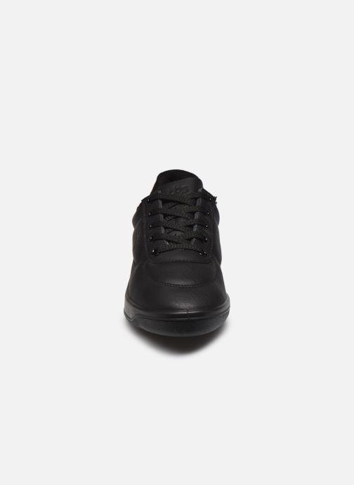 Baskets TBS Made in France Brandy Noir vue portées chaussures