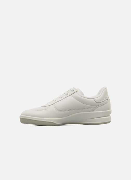 Sneakers TBS Made in France Brandy Bianco immagine frontale