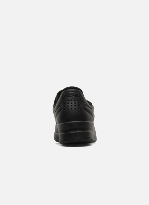 Sneakers TBS Made in France Brandy Nero immagine destra