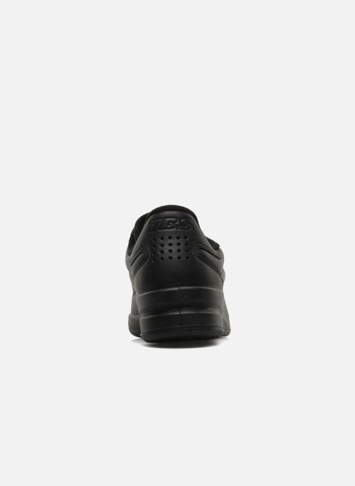 Sneaker TBS Made in France Brandy schwarz ansicht von rechts