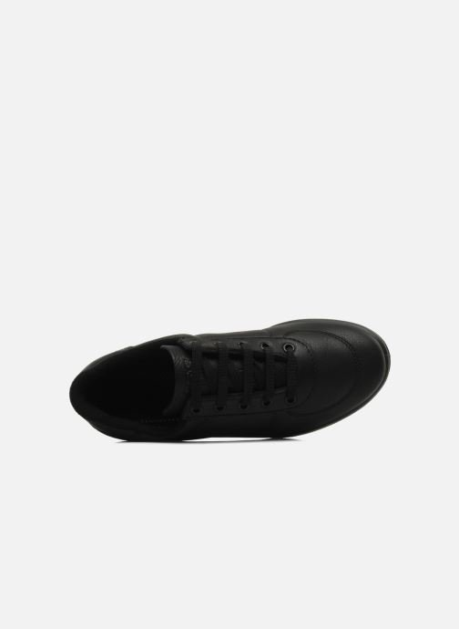 Sneakers TBS Made in France Brandy Nero immagine sinistra