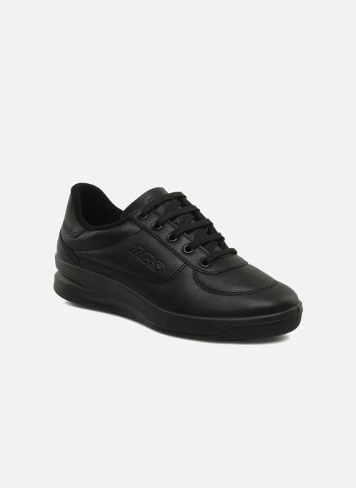 Sneaker TBS Made in France Brandy schwarz detaillierte ansicht/modell