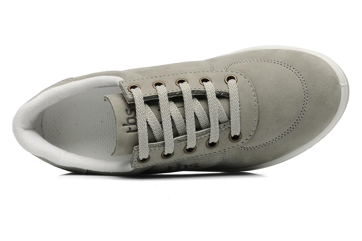 Trainers TBS Easy Walk Brandy Grey view from the left
