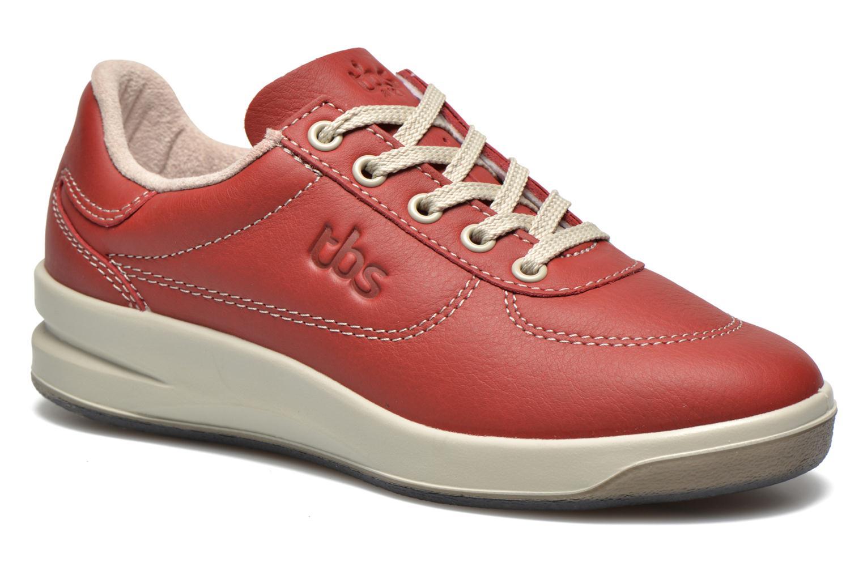 TBS Easy Walk Brandy (Bordeaux) - Baskets en Más cómodo Dernières chaussures discount pour hommes et femmes
