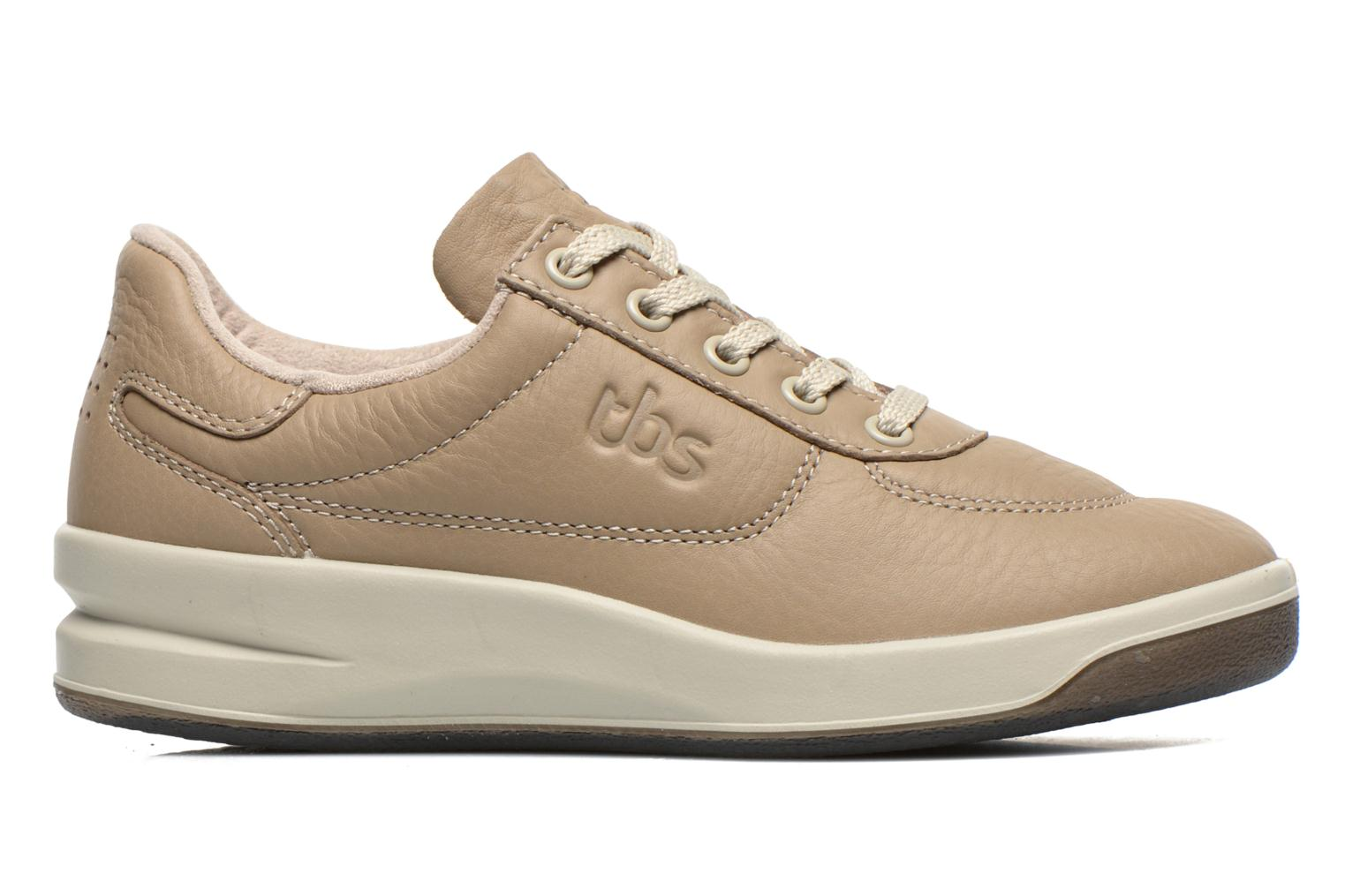 Trainers TBS Easy Walk Brandy Beige back view