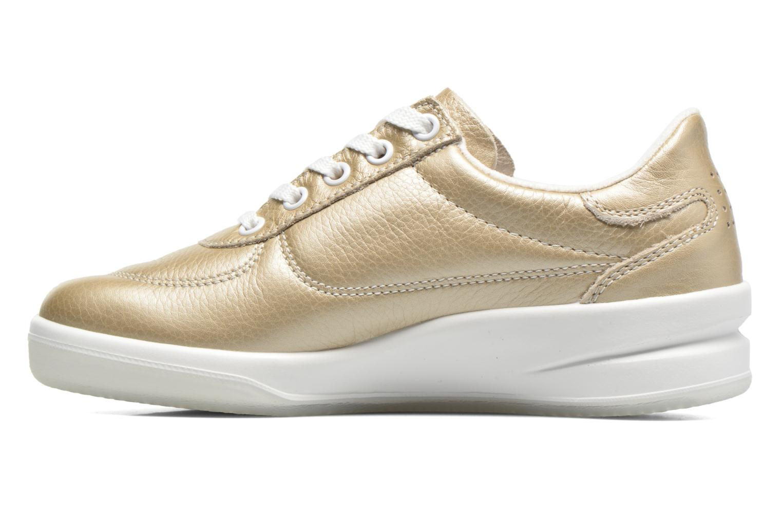 Trainers TBS Easy Walk Brandy Bronze and Gold front view