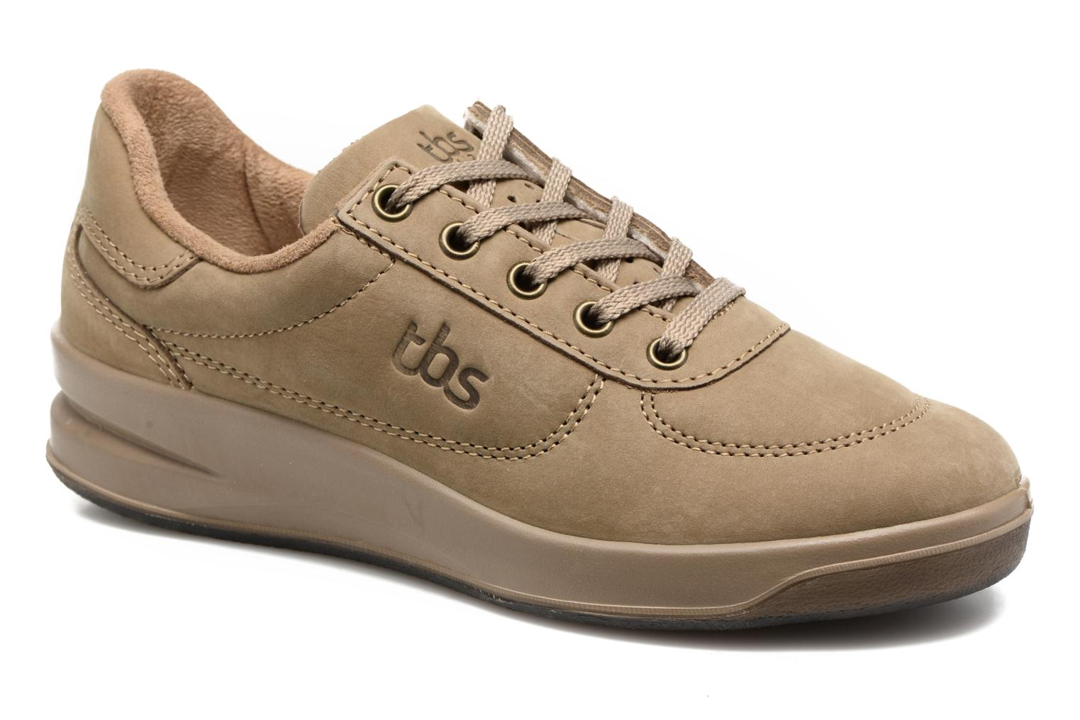 Trainers TBS Easy Walk Brandy Brown detailed view/ Pair view