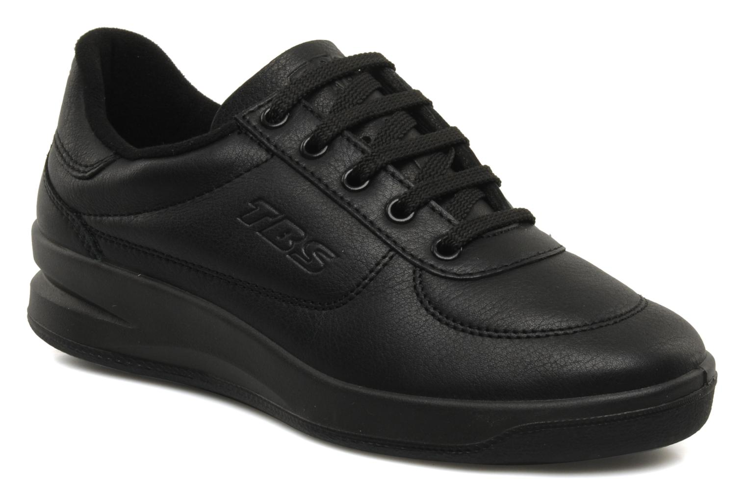 TBS Easy Walk Brandy (Noir) - Baskets en Más cómodo Super rabais
