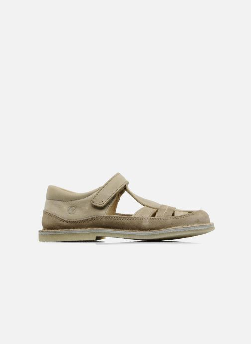 Sandales et nu-pieds Naturino Gloria Beige vue derrière