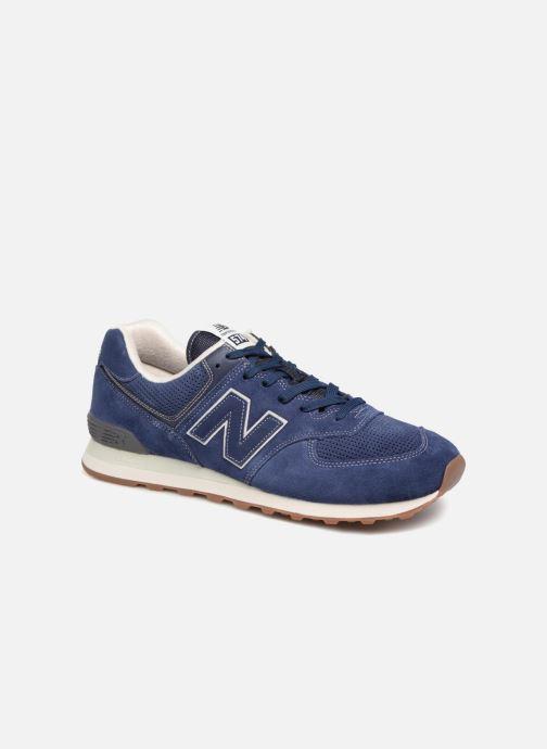 Chaussures de sport New Balance M680 Gris vue détail/paire