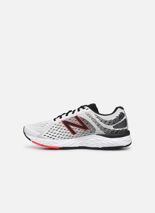 Chaussures de sport New Balance M680 Blanc vue face