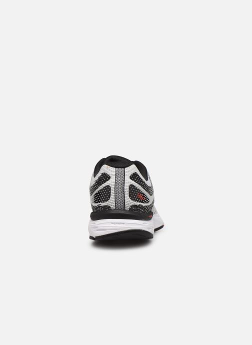 Zapatillas de deporte New Balance M680 Blanco vista lateral derecha